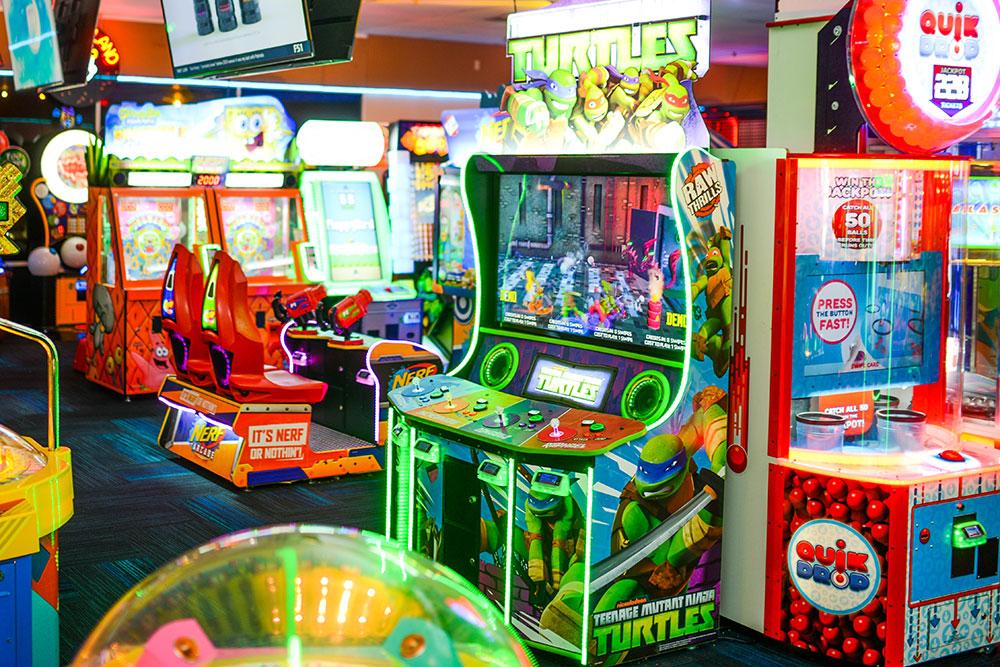 Game Room Beaverton