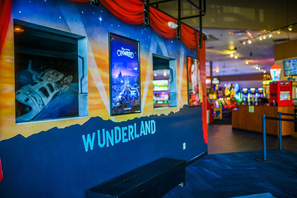 Wunderland Lobby - Beaverton