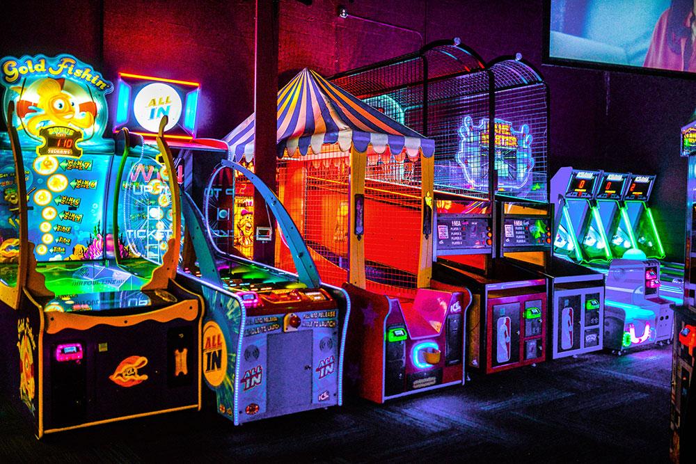 Milwaukie Game Room