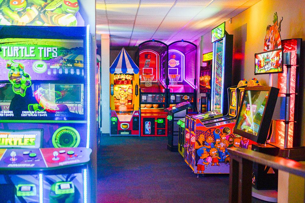 Avalon Arcade Games