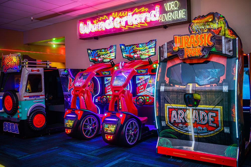 Arcade Games Gresham