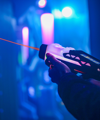 Laser Tag | Attractions (Featured Image)