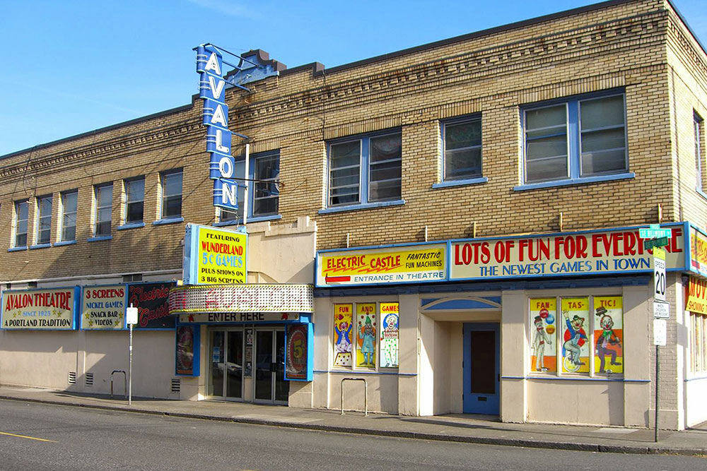 Avalon Wunderland Storefront