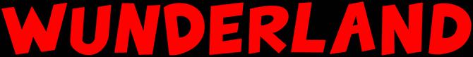 Wunderland Logo