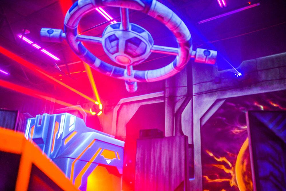 Laser Tag Arena Beaverton