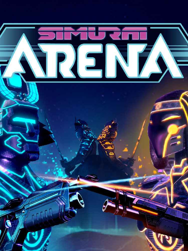 Samurai Arena Poster